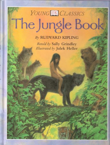 Young Classics:  Jungle Book By DK