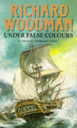 Under False Colours By Richard Woodman
