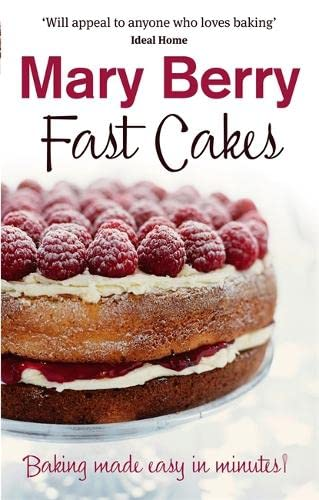 Fast Cakes by Berry, Mary Paperback Book The Cheap Fast Free Post