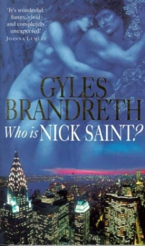 Who is Nick Saint? By Gyles Brandreth