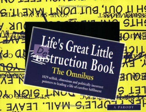 Life's Great Little Destruction Omnibus By Charles Sherwood Dane