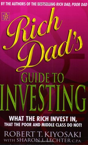 Rich Dad's Guide to Investing: What the Rich Invest in That the Poor Do Not! By Robert T. Kiyosaki