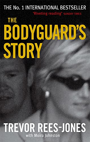 The Bodyguards Story Diana the Crash and the Sole Survivor By Trevor Rees-Jones