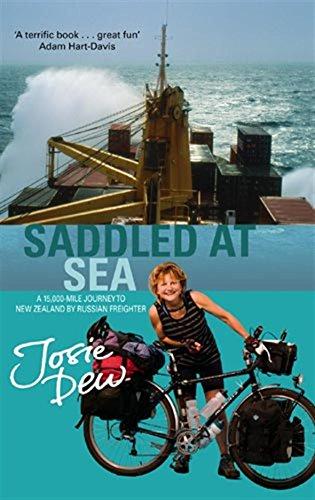 Saddled At Sea By Josie Dew