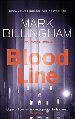Bloodline by Mark Billingham