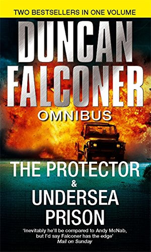 The Protector/Undersea Prison By Duncan Falconer