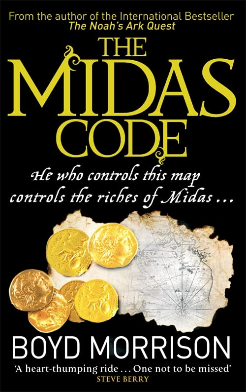 The Midas Code: v. 2 by Boyd Morrison