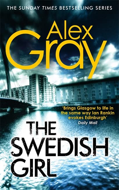 The Swedish Girl: 10 by Alex Gray