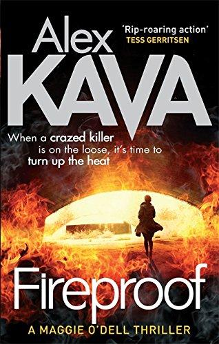 Fireproof by Alex Kava