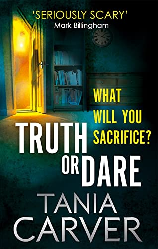 Truth or Dare by Tania Carver