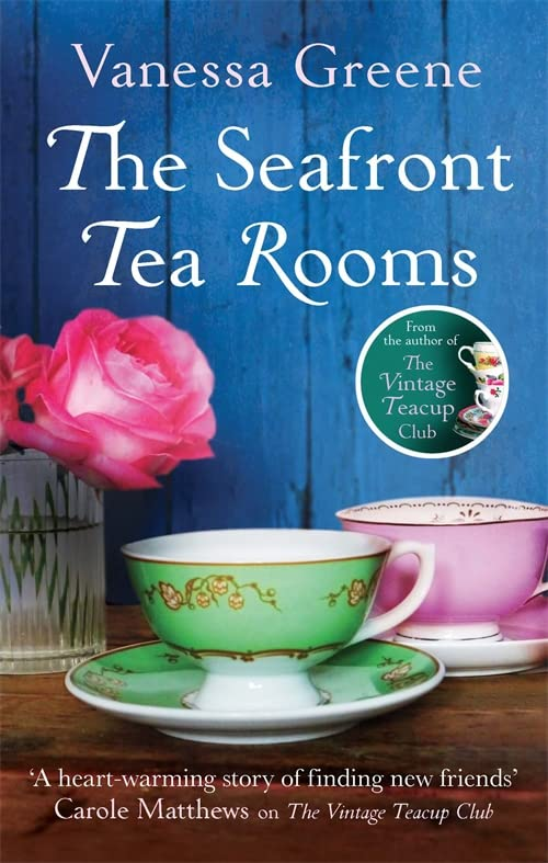 The Seafront Tea Rooms By Vanessa Greene