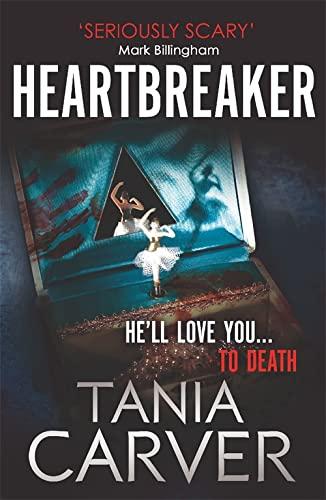 Heartbreaker (Brennan and Esposito) By Tania Carver