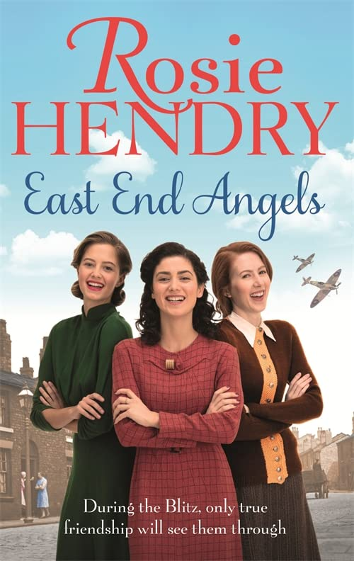 East End Angels by Rosie Hendry