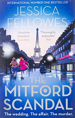 The Mitford Scandal By Jessica Fellowes