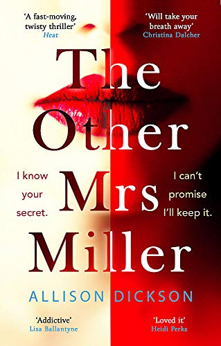 The Other Mrs Miller By Allison Dickson