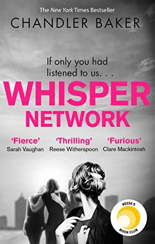 Whisper Network By Chandler Baker
