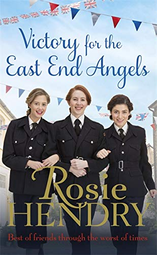 Victory for the East End Angels By Rosie Hendry