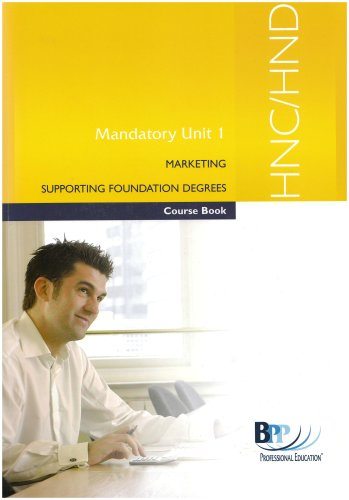 HND Core 1 By BPP Professional Education