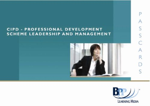 CIPD Leadership and Management - Managing in a Strategic Context By BPP Professional Education