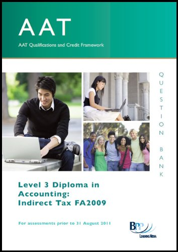 AAT-Indirect-Tax-Question-Bank-by-BPP-Learning-Media-Ltd-0751786012-The-Cheap