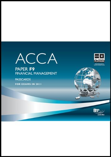 ACCA - F9: Financial Management By BPP Learning Media
