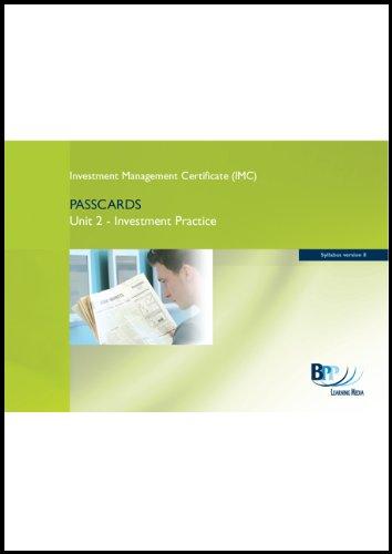 IMC - Unit 2 Syllabus Version 8 By BPP Learning Media