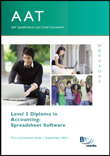 AAT - Spreadsheets By BPP Learning Media