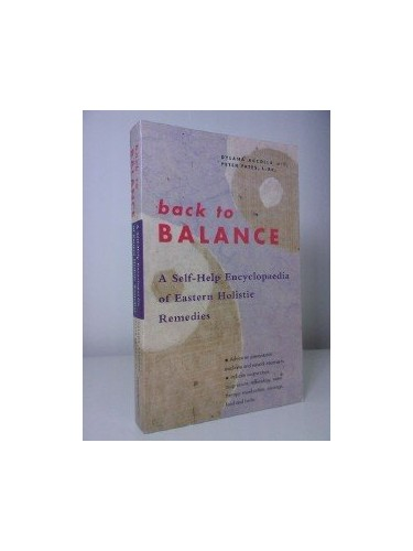 Back to Balance By Dylana Accola