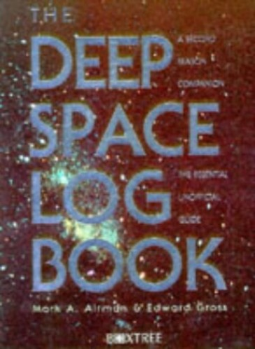 """Deep Space"" Log Book By Mark A. Altman"
