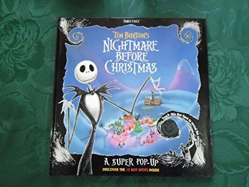 """Tim Burton's """"Nightmare Before Christmas"""" By Tim Burton"""
