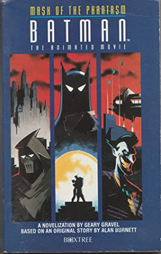 Batman By Gravel Geary