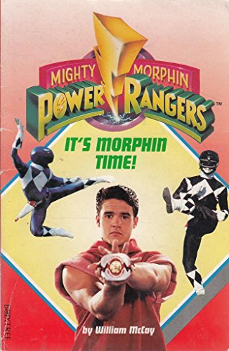 Mighty Morphin Power Rangers By William McCay