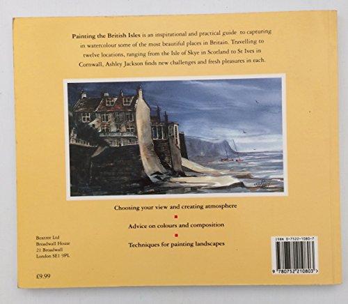 Painting the British Isles By Ashley Jackson