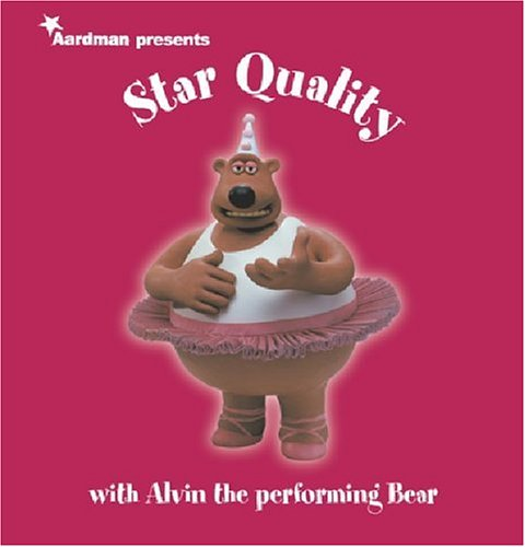 Creature Comforts Presents Star Quality with Alvin the Performing Bear By Aardman