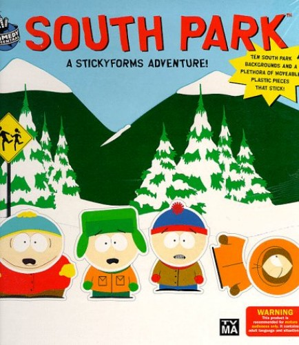 """South Park"": A Stickyforms Adventure by"