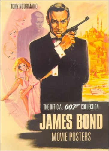 James Bond Movie Posters - Official Collection By Tony Nourmand