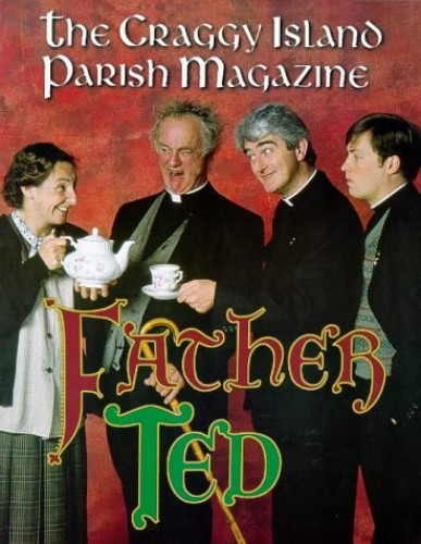 Father Ted, The Craggy Island Parish Magazines By Arthur Mathews
