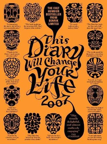 This Diary Will Change Your Life 2007 By Benrik Ltd