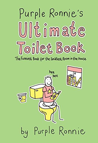 Purple Ronnie's Ultimate Toilet Book By Giles Andreae