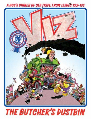 Viz Annual: The Butcher's Dustbin: 2006 by Viz