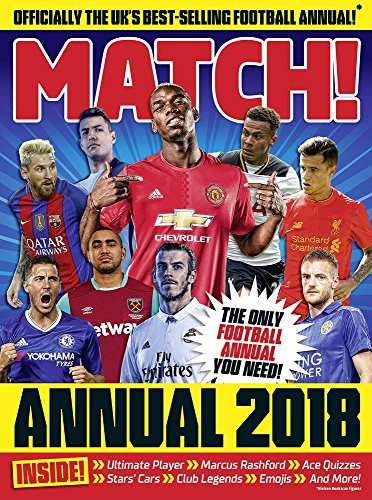 Match Annual 2018 by Match