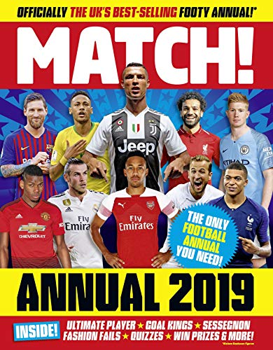 Match Annual 2019 (Annuals 2019) By Match
