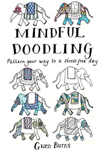 Mindful Doodling By Gwen Burns