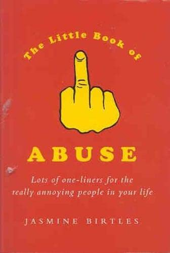 The Little Book Of Abuse By Jasmine Birtles Used Very border=