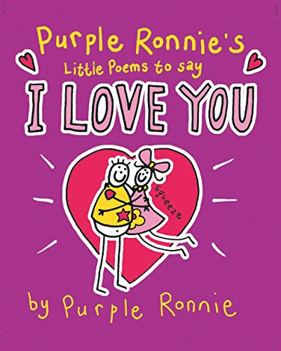 Purple Ronnie's Little Book of Poems to Say I Love You By Giles Andreae
