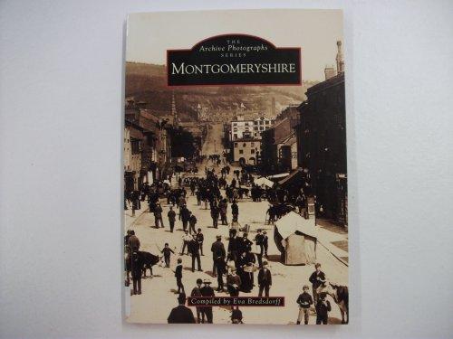 Montgomeryshire By Eva B. Bredsdorff