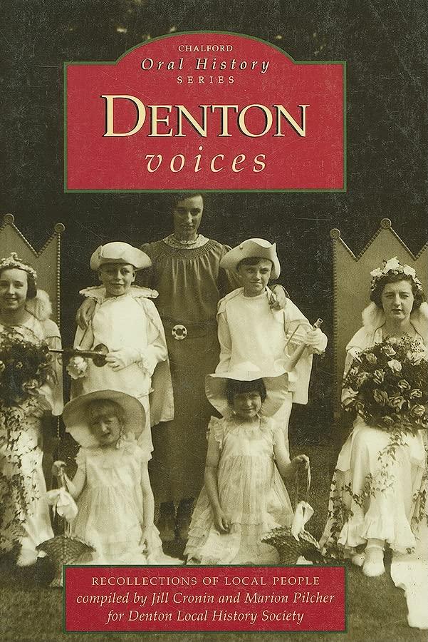 Denton Voices By Jill Cronin