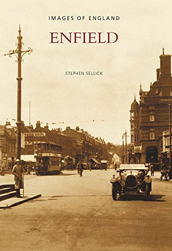 Enfield By Stephen Sellick