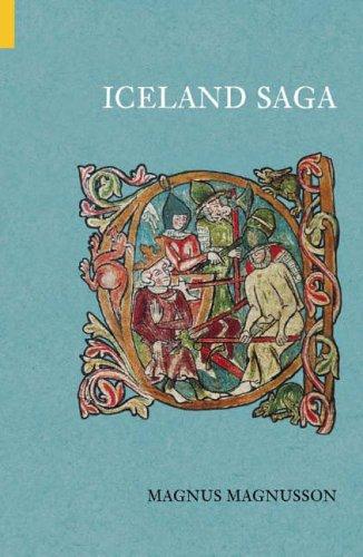 Iceland Saga By Magnus Magnusson