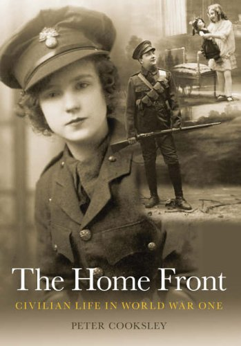 The Home Front By Peter Cooksley
